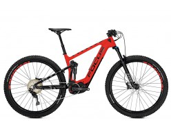 VTT électrique FOCUS Jam2 C 29 400Wh Rouge Noir