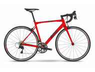 Vélo de course BMC Teammachine ALR01 Two Rouge Noir Gris