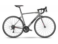 Vélo de course BMC Teammachine ALR01 Four Gris Noir Rouge