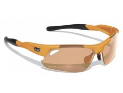 Lunettes AZR Kromic Speed Orange vernie - Photochromique Orange