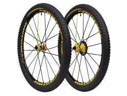 Paire de roues VTT MAVIC Crossmax SL Pro Ltd 27.5 WTS Intl