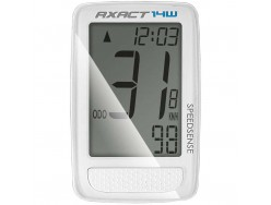 Compteur GIANT Axact 14W Blanc