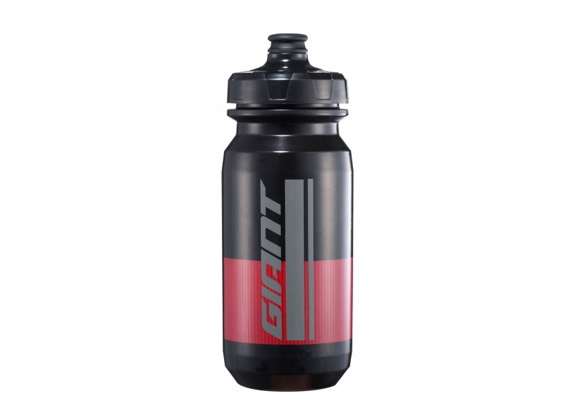 Bidon GIANT Doublespring Noir Transparent 600ml