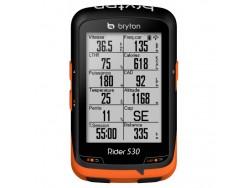 Compteur GPS BRYTON Rider 530 T HRM Cadence Vitesse