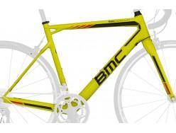 Cadre Course BMC Teammachine SLR03 Jaune