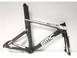 Cadre Course BMC Timemachine TM01 Blanc
