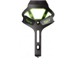 Porte bidon TACX Ciro Fibre Carbone Vert mat