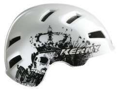 Casque BMX KENNY Flip S147B Edition King