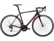 Vélo de course TREK Emonda SL 5 Noir mat Rouge