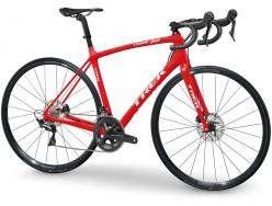 Vélo de course TREK Emonda SLR 6 Disc Rouge Blanc