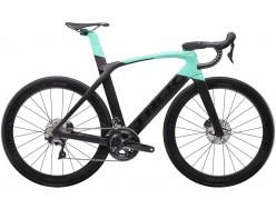 Vélo de course TREK Madone SLR 6 Disc WSD Noir mat Vert