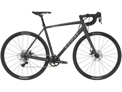 Vélo de cyclocross TREK Crockett 5 Disc Noir mat