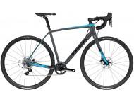 Vélo de cyclocross TREK Boone 5 Disc Gris Bleu
