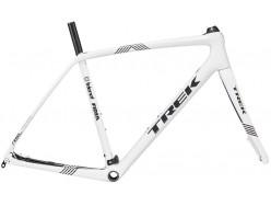 Cadre Cyclo cross Route TREK Boone Disc Blanc