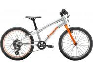 Vélo enfant TREK Wahoo 20 Argent Orange