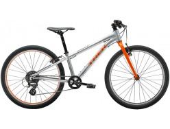 Vélo enfant TREK Wahoo 24 Argent Orange