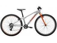 Vélo enfant TREK Wahoo 26 Argent Orange