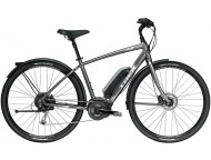 VTC électrique TREK Verve + Men Anthracite