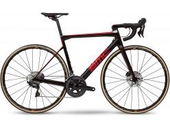 Vélo de course BMC Teammachine SLR01 Disc Four Carbon Rouge Gris