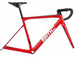 Cadre Course BMC Teammachine SLR01 Disc Rouge Blanc Carbon