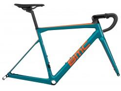 Cadre Course BMC Teammachine SLR01 Disc Vert Orange Carbon