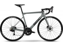 Vélo de course BMC Teammachine SLR02 Disc Three Gris Noir