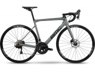 Vélo de course BMC Teammachine SLR02 Disc Three Gris Noir