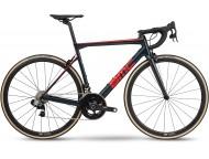 Vélo de course BMC Teammachine SLR01 Two Bleu Rouge Carbon