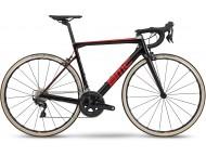 Vélo de course BMC Teammachine SLR01 Four Carbon Rouge Gris