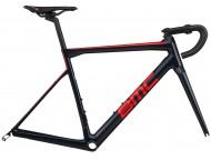 Cadre Course BMC Teammachine SLR01 Bleu Rouge Carbon