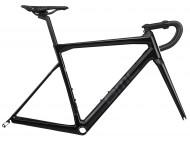 Cadre Course BMC Teammachine SLR01 Carbon Gris Noir