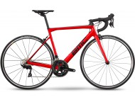 Vélo de course BMC Teammachine SLR02 Two Rouge Gris Noir