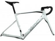 Cadre Course BMC Roadmachine RM01 Blanc Gris Noir