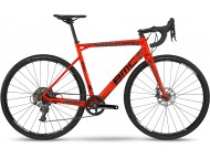 Vélo de cyclocross BMC Crossmachine CX01 Two Rouge Gris Noir