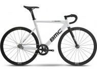Vélo de piste BMC Trackmachine 02 One Blanc Noir