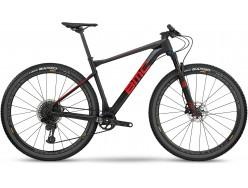 VTT BMC Teamelite 01 One Carbon Rouge Gris