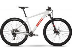VTT BMC Teamelite 02 Three Blanc Rouge Noir