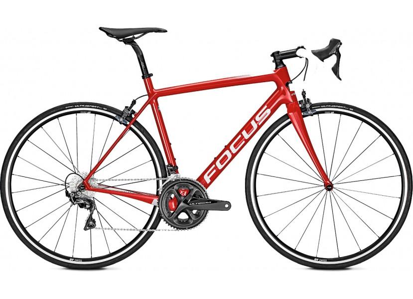 Vélo de course FOCUS Izalco Race 9.8 Rouge