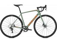 Vélo de course FOCUS Paralane 8.9 GC Vert Orange