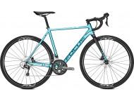 Vélo de cyclocross FOCUS Mares 6.7 Bleu mat