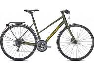 Vélo fitness FOCUS Arriba 3.9 Trapez Vert mat