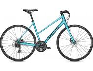 Vélo fitness FOCUS Arriba 3.8 Trapez Bleu mat