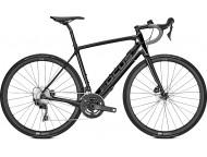Vélo de route électrique FOCUS Paralane2 9.7 250wh Noir Anthracite