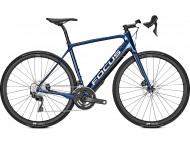 Vélo de route électrique FOCUS Paralane2 9.7 250wh Bleu