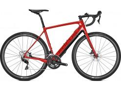 Vélo de route électrique FOCUS Paralane2 9.6 250wh Rouge