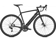 Vélo de route électrique FOCUS Paralane2 9.6 250wh Noir Anthracite