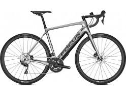Vélo de route électrique FOCUS Paralane2 6.9 250wh Argent