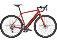Vélo de route électrique FOCUS Paralane2 6.8 250wh Rouge