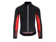 Veste ASSOS Mille GT Winter Noir Rouge