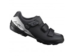 Chaussures VTT SHIMANO ME 300S Noir Blanc